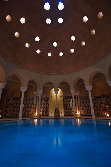 Málaga. Baño y Kessa tradicional