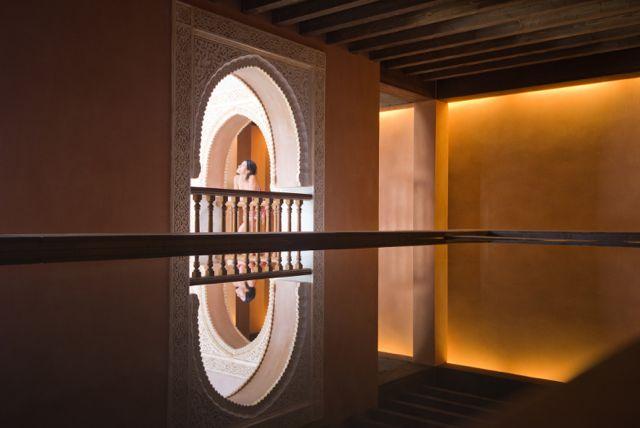 Málaga. Baño y masaje relajante