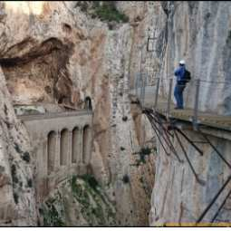Private guide tours El Caminito del Rey