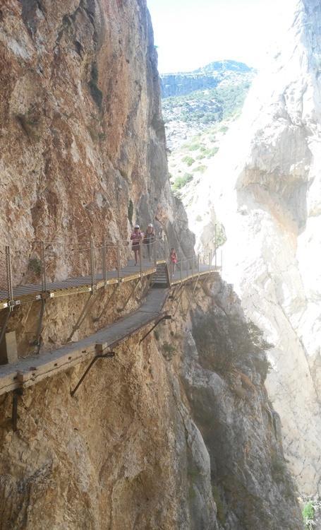 Circuito Caminito del Rey - Sierra de las Nieves