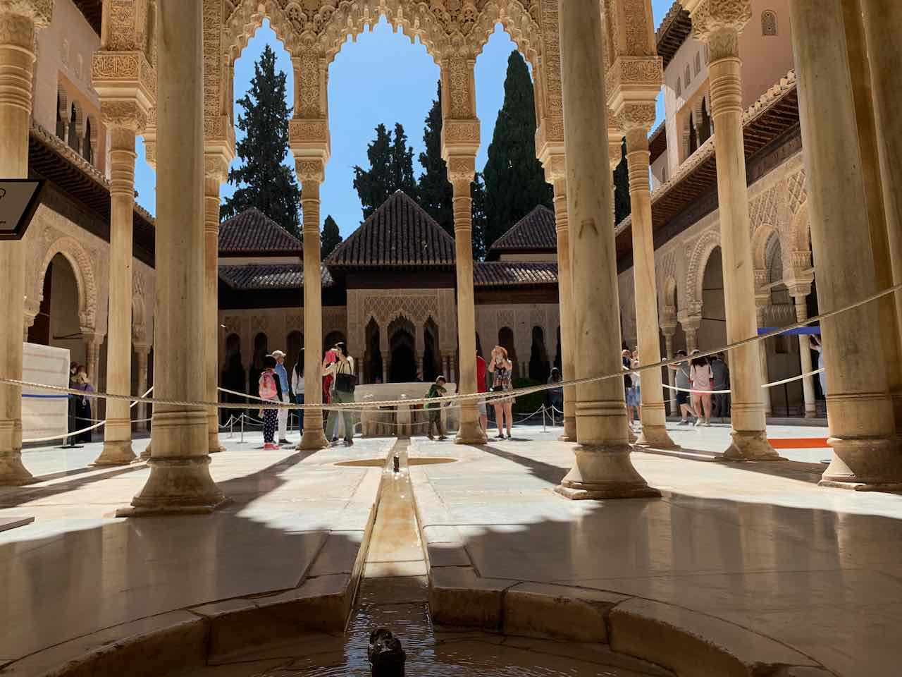 The Alhambra, the Generalife and the Albaicín of Granada