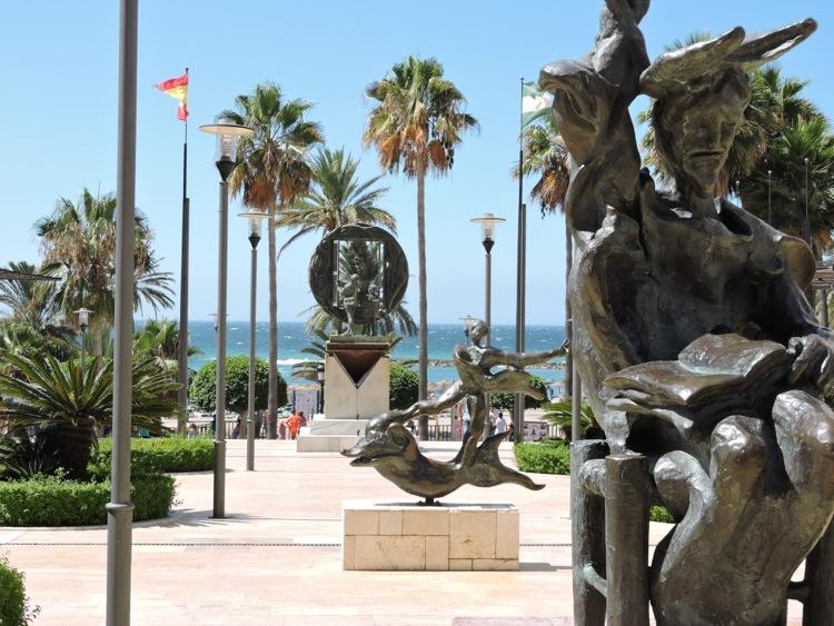 Arte en la Costa del Sol - Marbella