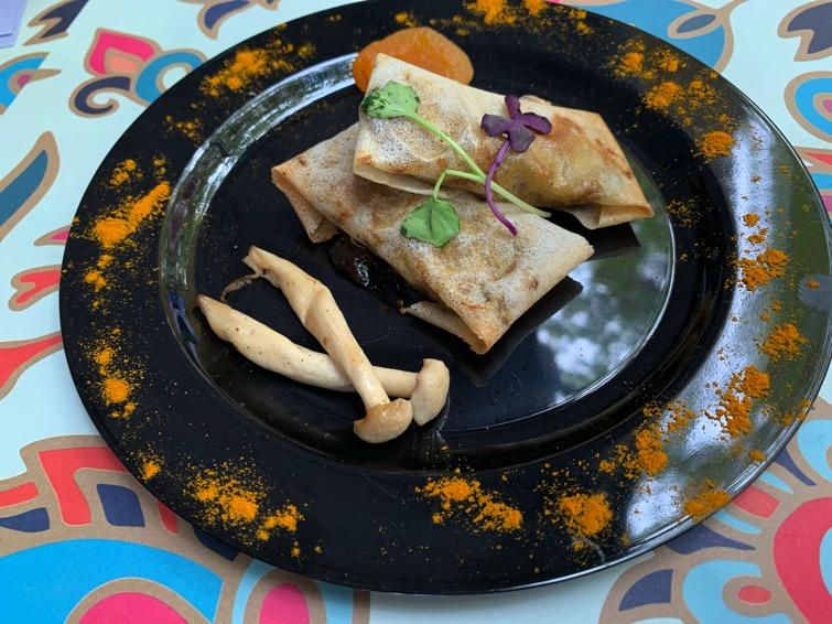 International gastronomy in Malaga - Costa del Sol