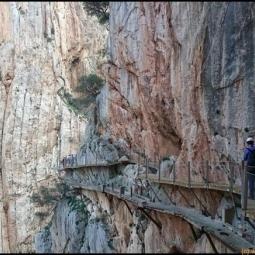 Private guide tours El Caminito del Rey